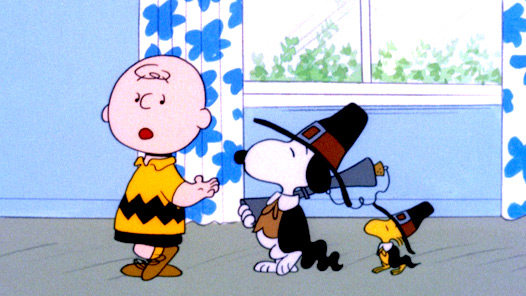 Peanuts Thanksgiving Clipart - More information