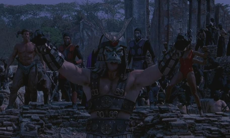 Al Does Mortal Kombat Annihilation Mutant Reviewers