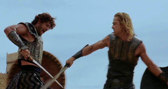 Achilles is brutal, vain, pitiless – and a true hero
