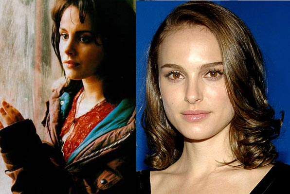 The Lady Door Natalie Portman  sc 1 st  Mutant Reviewers - WordPress.com & Casting Neverwhere: The Movie | Mutant Reviewers
