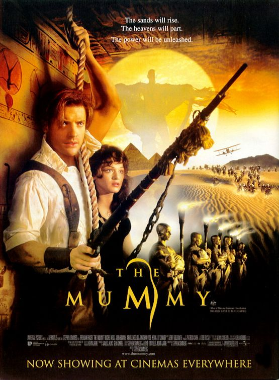 the mummy movie poster Do You Remember May 1999?