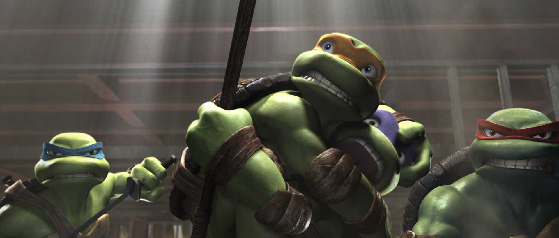 Tmnt Donatello Makes Time
