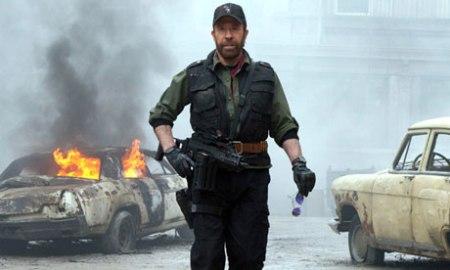 """Chuck Norris doesn't visit Bulgaria… Bulgaria visits Chuck Norris."""