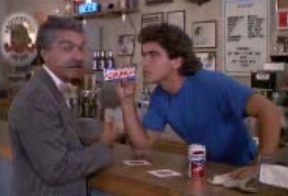 """""""I need a Pepsi, stat!"""""""
