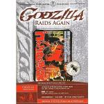 Godzilla Raids Again cover
