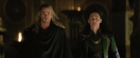 Thor: The Dark World - Or as I like to call it The Loki and Thor show!
