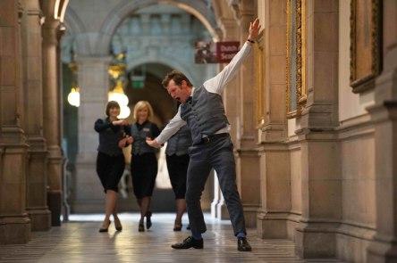 Dance, Jason Flemyng! Dance!
