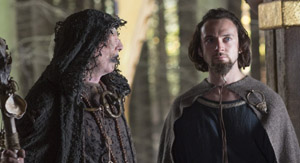 Vikings - Athelstan and the Seer