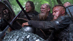 Vikings fight