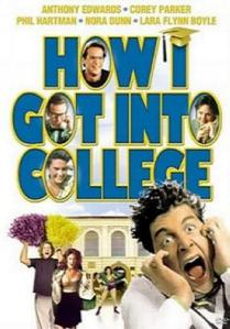 how i got into college