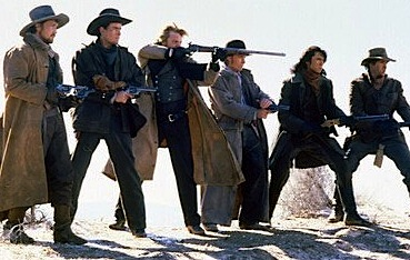 And just like that, Bill and Ted met their fate in the Old West.  The end.