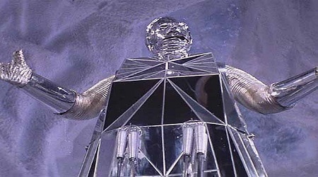The Tin Man before Weight Watchers.
