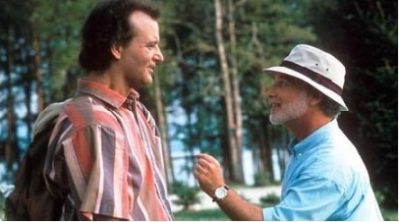 In truth, Bill Murray was Mr. Holland's Opus