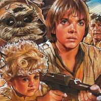 Caravan of Courage: An Ewok Adventure (1984) -- The Star Wars movie LucasFilm hopes you never see