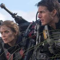 Edge of Tomorrow (2014) -- Fighting a time loop war