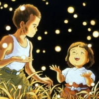 Grave of the Fireflies (1988) -- A haunting look back at Japan in WWII